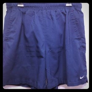 Men's size XL NIKE dri-fit swim trunks